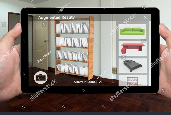Project Name_Augmented Reality Furniture App